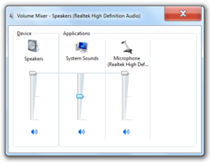how to solve microphone problem in windows 7